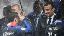 Coupe du monde : les Bleus recevront la Légion d'honneur
