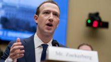 Mark Zuckerberg meets with Trump, gets grilled by Senate critic