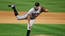 Blue Jays acquire right-hander Beasley from Arizona for cash considerations