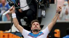 Vintage Wawrinka upsets Medvedev in 'best match since surgery'