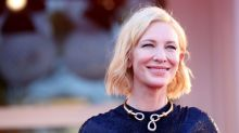 Cate Blanchett Just Recycled A Second Red Carpet Look At The Venice Film Festival