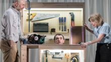 Instructions for Correct Assembly, Royal Court, London, review: Astute dystopian satire
