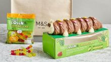 M&S launches Colin The Caterpillar birthday hamper delivery