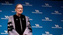 Factbox: U.S. Supreme Court Justice Ginsburg