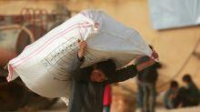 Syrians in Kurd-held city fear Turkey, bet on US