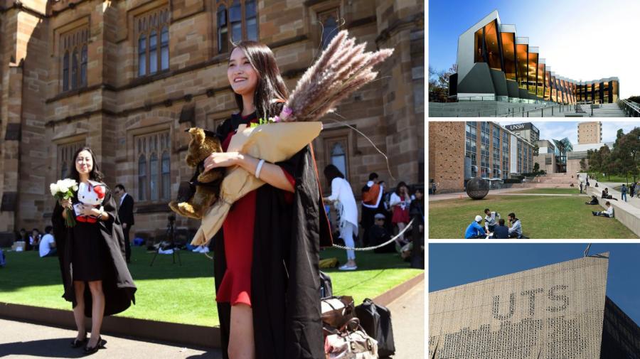 Australian universities face a 'catastrophic China problem'
