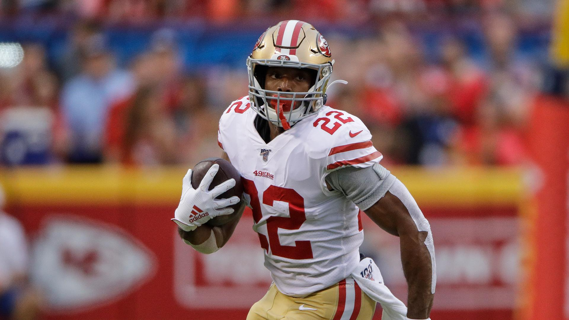 outlet store 9bb1e cdedd Matt Breida looking forward to Tampa Bay return with 49ers ...