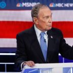 Mike Bloomberg accused of editing debate clip to make it look like he silenced his rivals