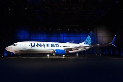 Out with the Gold, in with the Blue - United Airlines Unveils its Next Fleet Paint Design