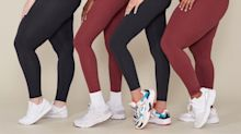We put Girlfriend Collective's recycled plastic leggings to the test - here are our thoughts