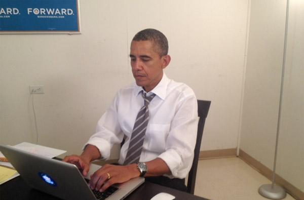 President Obama's Twitter and Facebook accounts targeted in Syrian Electronic Army hack