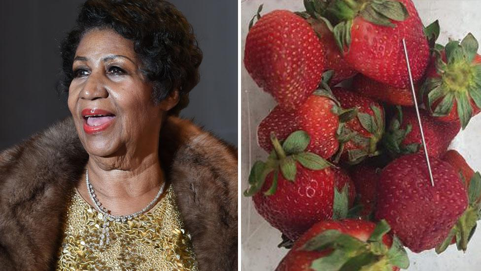 From Aretha Franklin to strawberry sabotage: 2018's most talked-about topics