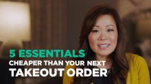 5 things you need that are cheaper than your next takeout order