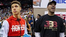 LaMelo Ball says father, LaVar, doesn't speak for him on fit with Warriors