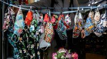 Diante da escassez, moradores de Hong Kong fazem suas próprias máscaras