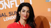 "Amal Alamuddin ""Very Happy"" To Marry George Clooney, But She's ""Worried' About One Thing..."