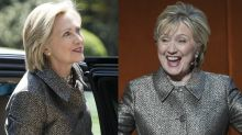 Hillary Clinton Recycled Her Shiny Coat for Her First Big Post-Election Interview