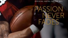Courtyard by Marriott Calls Passionate Fans to Join in Celebrating the NFL's 100th Season With Exclusive Fantennial Experiences and Super Bowl Sleepover Contest