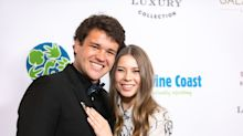 Bindi Irwin: Dad would have wanted my brother to walk me down the aisle