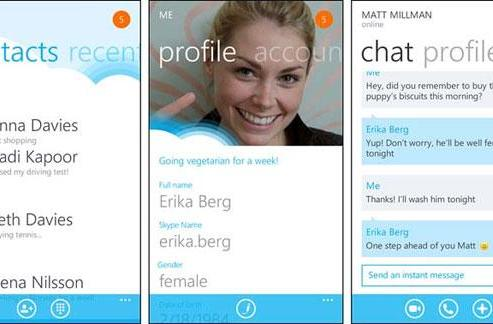 Skype for Windows Phone sheds beta title, graduates to v1.0