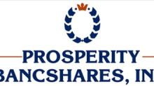 Prosperity Bancshares, Inc.® Reports First Quarter 2019 Earnings