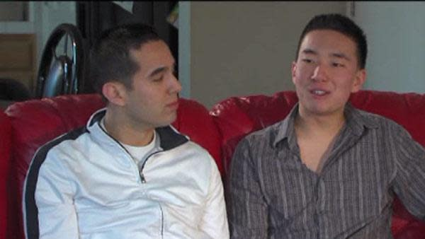 Same sex couple claims mall discrimination