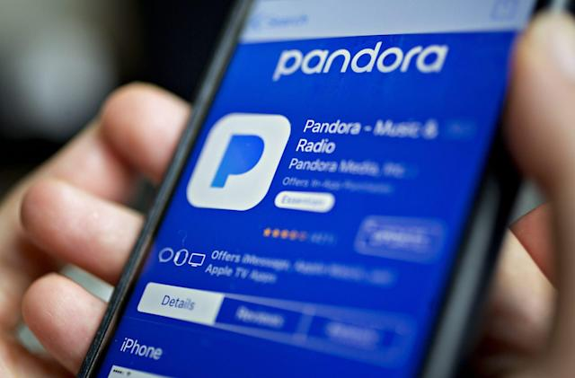 Pandora is looking for a buyer