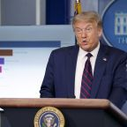 Trump concedes pandemic 'is likely to get worse before it gets better'