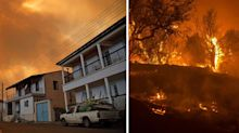 'Pure hell': Four dead in nation's worst fire in almost 50 years