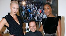 See every single look from Azzedine Alaia's first couture show in six years