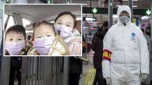 Fifth case of coronavirus suspected as authorities rush to save hundreds of Aussie children