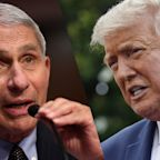 Dr. Anthony Fauci is still talking. But is the president listening?