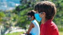 Em Niterói, lazer para crianças é adaptado ao novo normal