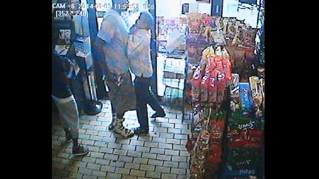 Ferguson police release surveillance video related to Michael Brown shooting