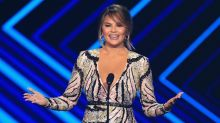 Chrissy Teigen Shows Fans Her 'Thigh Hives' and 'Fun' Stretch Marks