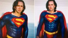 Nicolas Cage will finally get to play Superman
