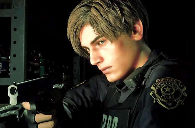 'Resident Evil 2' remake is coming January 25th, 2019