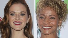 'Cagney & Lacey': 'Grey's Anatomy' star Sarah Drew & Michelle Hurd set as the leads of CBS reboot pilot