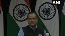 India strikes back at China, Pakistan over Kashmir remarks, asks not to interfere in internal matter