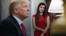 """Una joven de apenas 27 años es """"la clave"""" para llegar a Trump"""