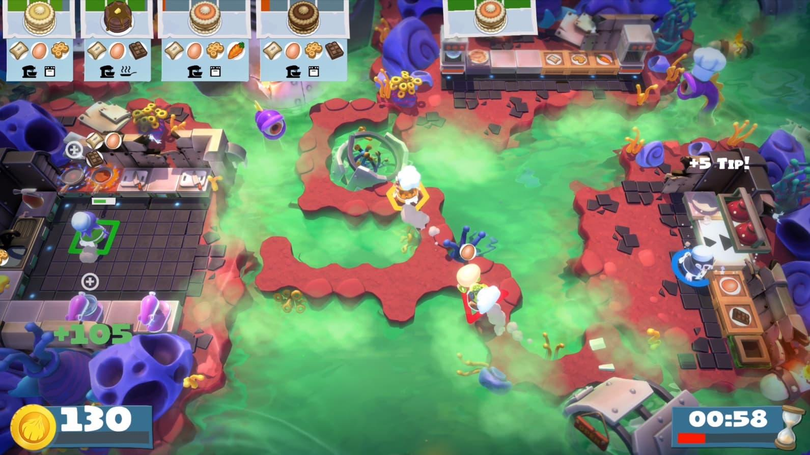 'Overcooked: All You Can Eat' is coming to PS4, Xbox One, Switch and PC - Engadget