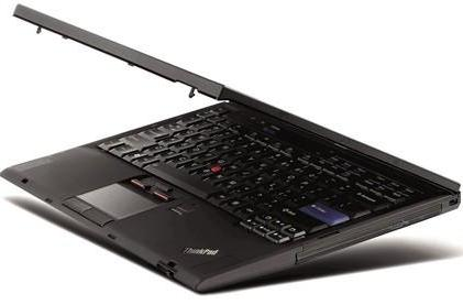Lenovo slips out the new ThinkPad X301: new CPUs, 128GB SSD, still thin as hell