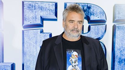 Fifth Element director Luc Besson accused of rape