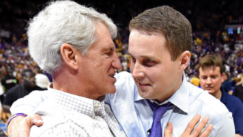 LSU hires Woodward to replace Alleva as AD
