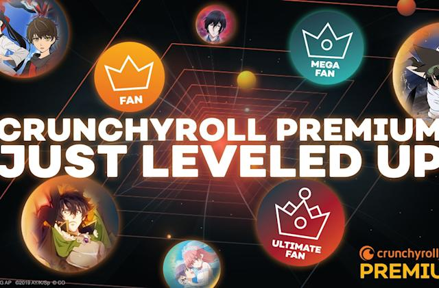 Crunchyroll subscribers can finally watch anime offline