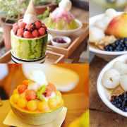 消暑特搜必吃5家 連碗都可以吃的超浮誇水果冰!