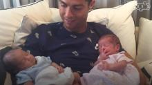 Cristiano Ronaldo's Girlfriend Pregnant Weeks After Welcoming Twins Via Surrogate