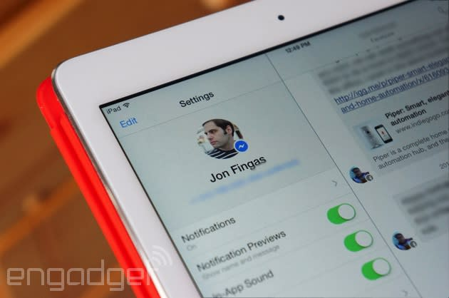 Code hints that Facebook Messenger will let you pay your friends