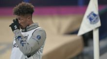 Injury misery drags on for Everton's Gbamin