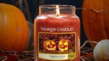 Get in the spirit with Yankee Candle's new Halloween scent